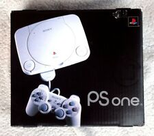 SONY PLAYSTATION, PS ONE CONSOLE. BRAND NEW IN BOX, MINT, SUPER RARE!