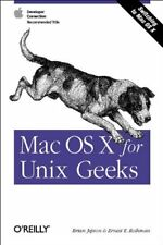 Mac OS X for Unix Geeks by Ernest E. Rothman Paperback Book The Cheap Fast Free