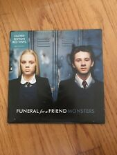 Funeral for a Friend Monsters / Babylon's Burning 45RPM RED WAX NM UNPLAYED