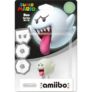 Super Mario Boo Amiibo Nintendo 3DS Wii WiiU Switch - Brand New Free Shipping!