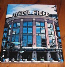 Mlb Seattle Mariners Safeco Field Canvas Art Photo