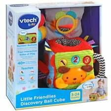 vTech Little Friendlies Discovery Ball Cube - Textures Sound and Music