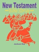 New Testament Bible Stories (Paperback or Softback)
