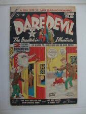 Daredevil #60 FA The Snow Covered Trap