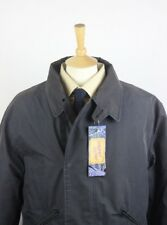 C.P COMPANY MENS JACKET COAT LARGE HARRINGTON QUILTED DETACHABLE FOOTBALL BLUE
