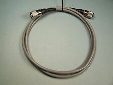 RG-8X COAX CABLE JUMPER 6 FOOT SEALED PL-259s USA MADE PROFESSIONAL CB HAM RADIO