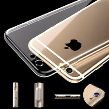 Cover Trasparente per iPhone 6 6S Custodia Morbida Sottile Leggera Slim + PANNO