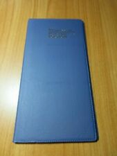 Diary 2019-2020 Collins Colplan Planner Slimline Month to View Blue 11W.V59-19