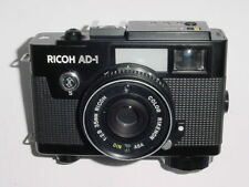RICOH AD-1 35mm Film Point & Shoot Wind-up Camera with 35/2.8 Lens