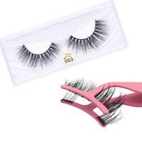 Magnetic Eyelashes Tweezers Mink Eye Lash Clip Eyelash Extension Makeup Tool