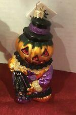"""SlaviC TreasureS """"Jack'S Bat"""" 5.5"""" (00-270-A) Halloween Ornament -New/tag"""