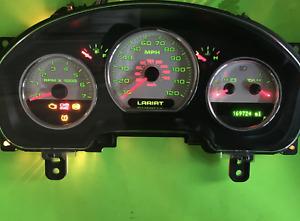 07-08 FORD F150 F-150  Speedometer Cluster 169K OEM SPEEDO