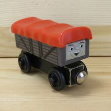 GIGGLING TROUBLESOME TRUCK - THOMAS & FRIENDS WOODEN TRAIN CAR - 2003 L. CURVE