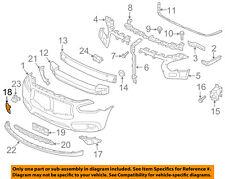 Infiniti NISSAN OEM 14-15 QX60 Front Bumper-Tow Hook Eye Cap Cover 622A03JA0A