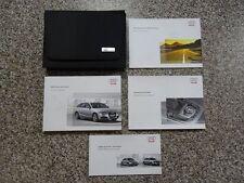 Audi A4 8K Avant  USA Bordmappe Betriebsanleitung Bordbuch MMI