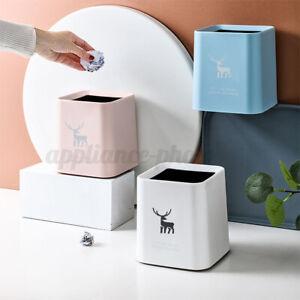 Büro Tisch Trash Dose iste Sundries Aufbewahrung Behälter Mülleimer Deskto