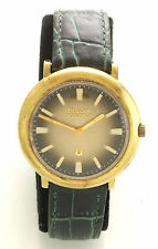 Bulova Electric Watch with 2-Tone Bronze Dial and Rolled Gold Plated Case CA1973