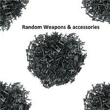 Guns Weapon pistols rifles Military Army Custom Accessories fits Lego Minifigure