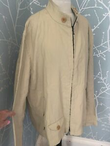 Gieves No 1 Saville Row Gents Linen Jacket Chest 48'