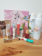 Beauty Paket in Pink Box Neu 11 Teile Loreal, Betty Barclay, Wibo, Dove, Alverde