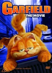 Garfield (DVD, 2004, R4) - Used Good Condition -