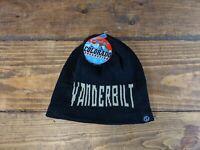 NCAA Team Apparel Vanderbilt Commodores Knit Beanie Hat Adult NWT