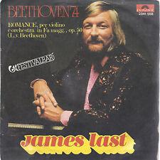BEETHOVEN 74, ROMANCE per violino e orch. op 50 - HAPPY BRASILIA # JAMES LAST