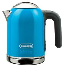 DeLonghi kMix Boutique Electric Kettle 0.75L Blue SJM010J-BL F/S w/Tracking# NEW