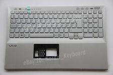 HU Backlit Hungarian Keyboard for Sony VPC-SE1E1E VPC-SE2F1E PCG-41414M Top case