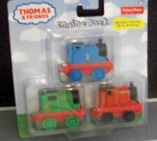 Fisher Price Thomas and Friends Engine Pack New ON CARD 2 INCH AGES 3+ EASTER