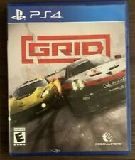 GRID Standard Edition Video Game - PlayStation 4 PS4 - Excellent Condition!