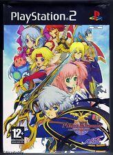 PS2 MANA Khemia PREMIUM EDITION, versione UK, Sony Nuovo di Zecca & Sigillato in Fabbrica