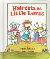 Haircuts for Little Lambs, Hardcover by dePaola, Tomie, Brand New, Free shipp...