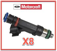 8 Fuel Injectors OEM Ford/Lincoln MOTORCRAFT CM5097 4.6L V8 5W7E9F593A