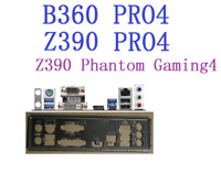 I/O Shield FOR ASRock B360 Z390 PRO4 Phantom Gaming 4