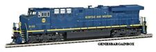 HO Scale NORFOLK & WESTERN ES44AC DCC & SOUND Equipped Locomotive New 65408