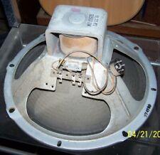 Antique Rca Victor Field Coil Console Speaker Partsrepair