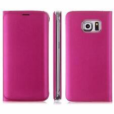 Funda cubierta para Samsung Galaxy Magnético Abatible Cuero Billetera soporte de tarjeta