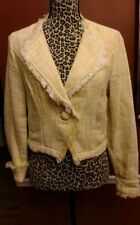 2f2d9c1db32b Yellow 100% Cotton Suits   Blazers for Women