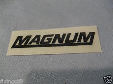 Stihl Magnum MAG Name Label Decal Sticker - 038 044 MS440 046 MS460 066 MS660