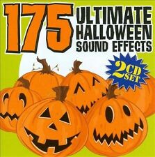 DJ 175 ULTIMATE HALLOWEEN SOUND EFFECTS 2 CD SET, The Hit Crew, Good