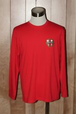 MEN'S ENGLAND LONG SLEEVE SHIRT-SIZE: MEDIUM
