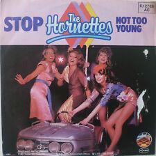 """7"""" 1980 KULT ! THE HORNETTES : Stop // MINT-? \"""