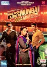 ONCE UPON A TIME IN MUMBAI DOBAARA [2][DOBARA]- BOLLYWOOD ORIGINAL DVD - F/ POST