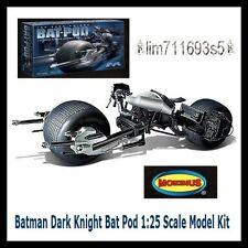 Batman Dark Knight Bat Pod 1:25 Scale Model Kit - NEW!!
