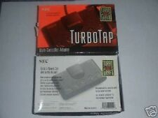 New Boxed Official Turbo Tap Grafx 16 Turbotap Multiplayer Adaptor