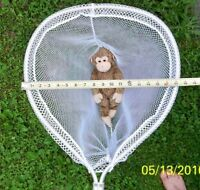 Dip Catch Net Replacement Net Fish/Poultry Minnow Seine - Net Only - No Frame