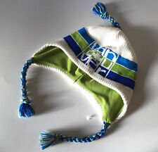 Vancouver 2010 OLYMPIC PARALYMPIC  Trapper Hat Green, Blue & White 2006 Vanoc