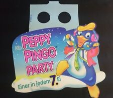 "Original Palettenanhänger ""Peppy Pingo Party"" Deutschland 1994 Serien"