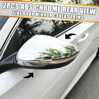 For Honda CRV 12-2016 Chrome ABS Car Rear View Wing Mirror Cover Trim Protector